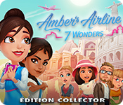 Amber's Airline: 7 Wonders Édition Collector