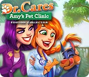 Dr. Cares: Amy's Pet Clinic Édition Collector