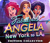 Fabulous: Angela New York to LA Édition Collector
