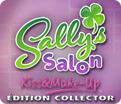Sally's Salon: Kiss & Make-Up Édition Collector