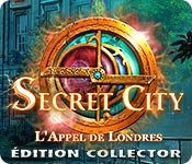 Secret City: L'Appel de Londres Édition Collector