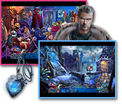 Yuletide Legends: Coeurs de Glace Édition Collector